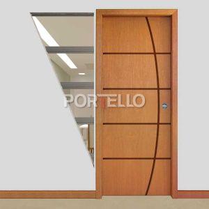 Porta Eclisse Embutir ptl 53