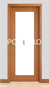 Porta panoramica vidro